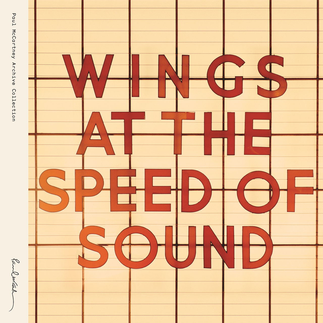 At The Speed Of Sound (Remastered 2014)