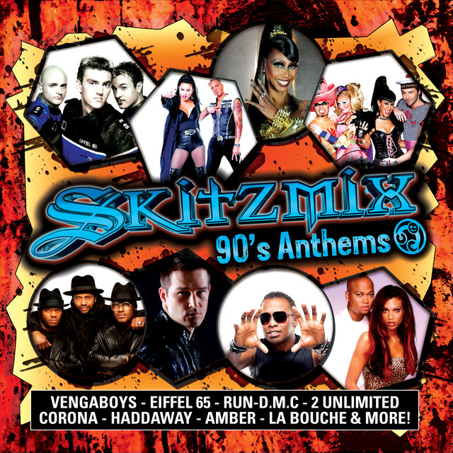 Skitzmix 90's Anthems