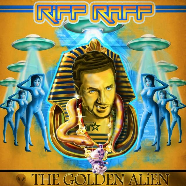 The Golden ALiEN