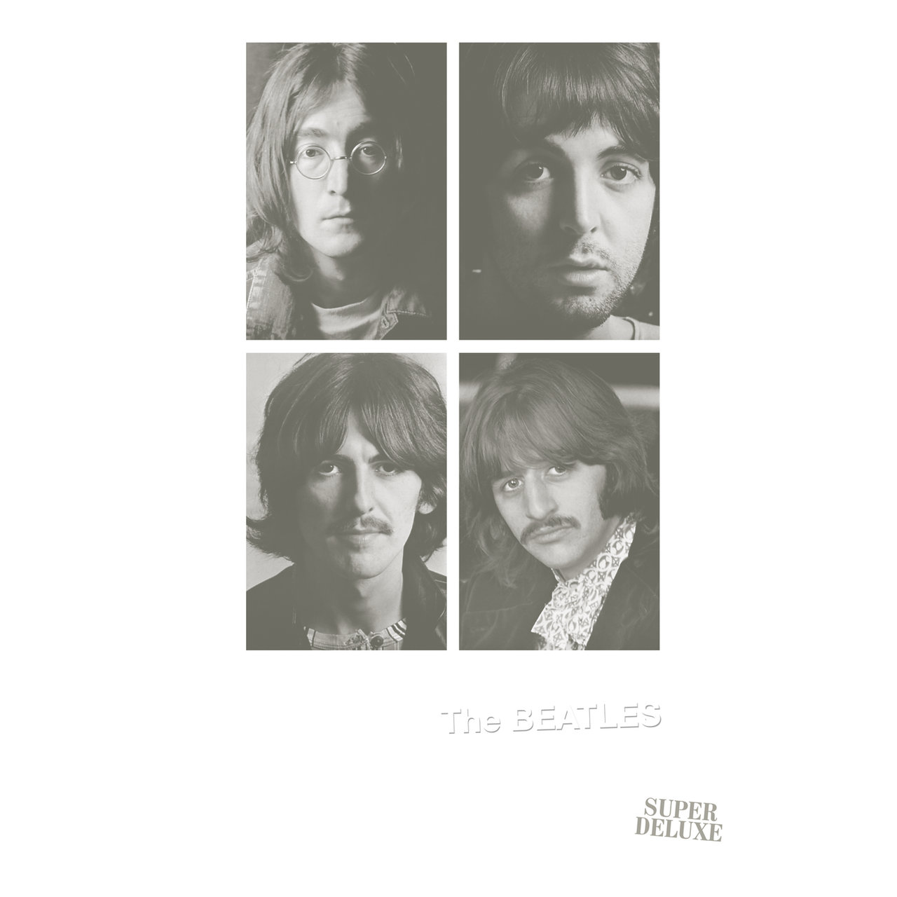 The Beatles (White Album / Super Deluxe)