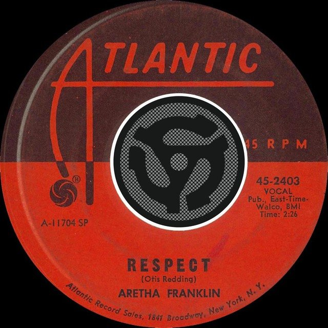 Respect / Dr. Feelgood (Digital 45)