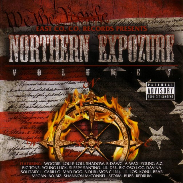 Woodie & East Co. Co. Records Presents Northern Expozure Volume 7