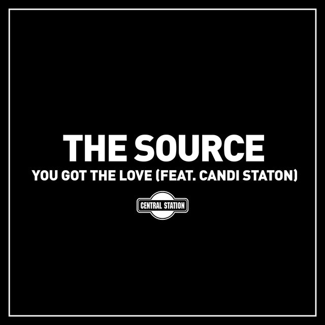 You Got the Love (feat. Candi Staton)