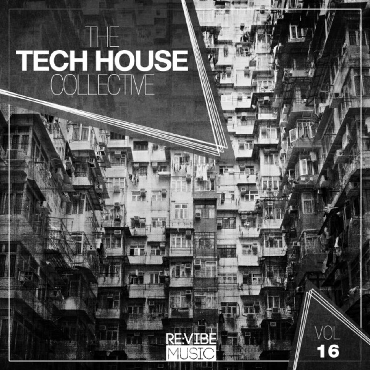 The Tech House Collective, Vol. 16