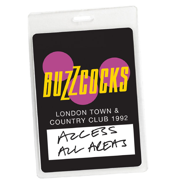 Access All Areas - Buzzcocks Live Town & Country Club 1992 (Audio Version)