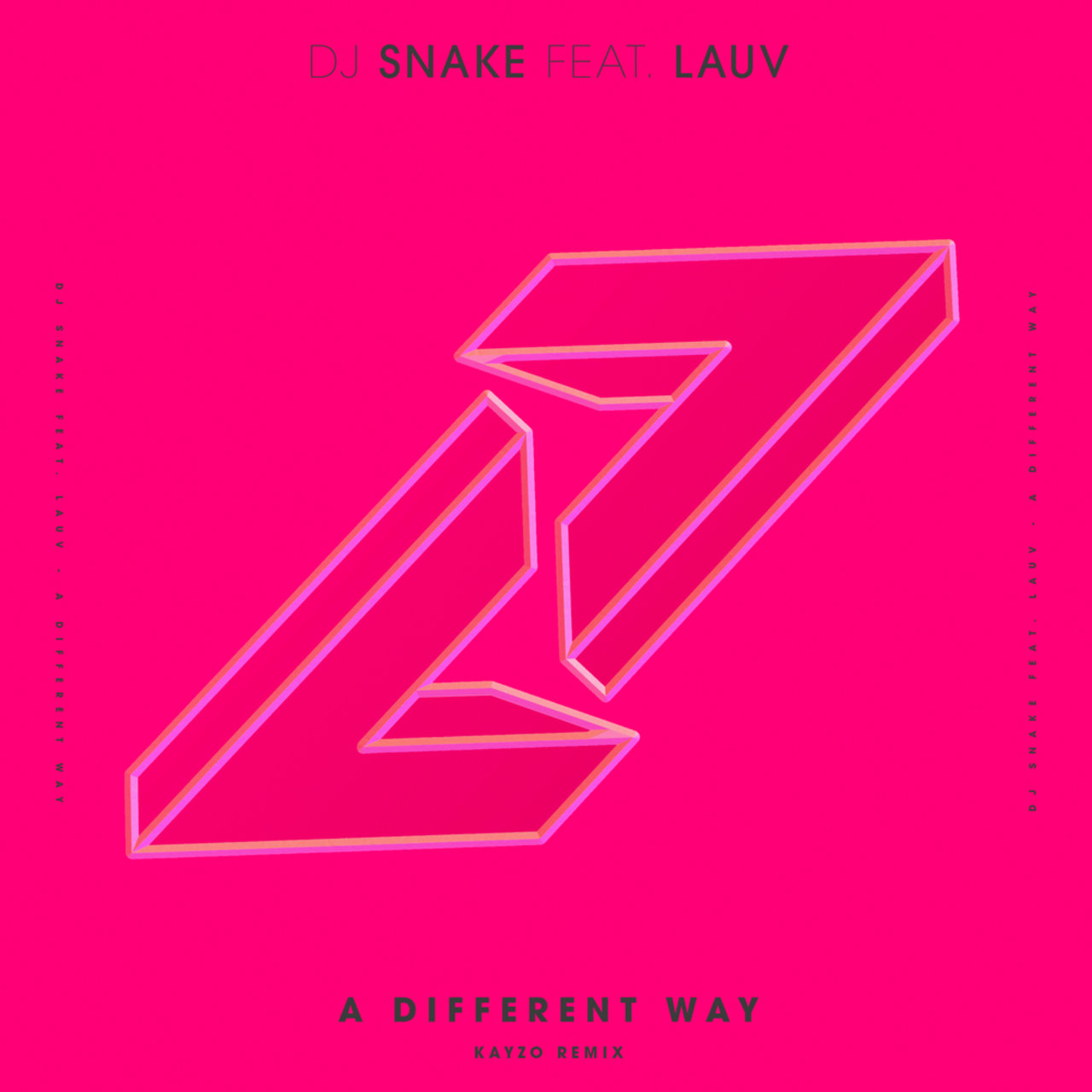 A Different Way (Kayzo Remix)