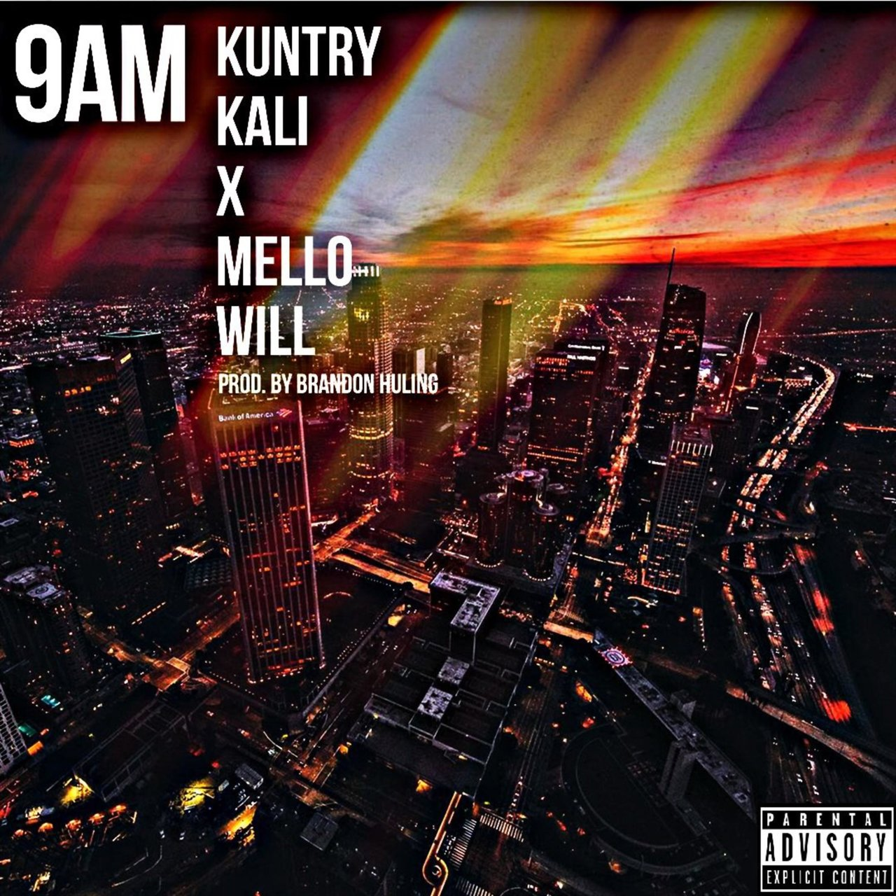 9am (feat. Mello Will)