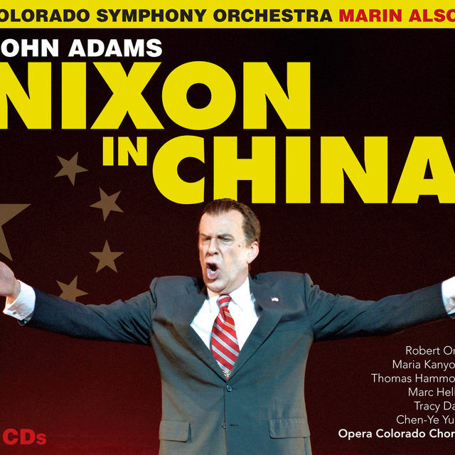 Adams, J.: Nixon in China