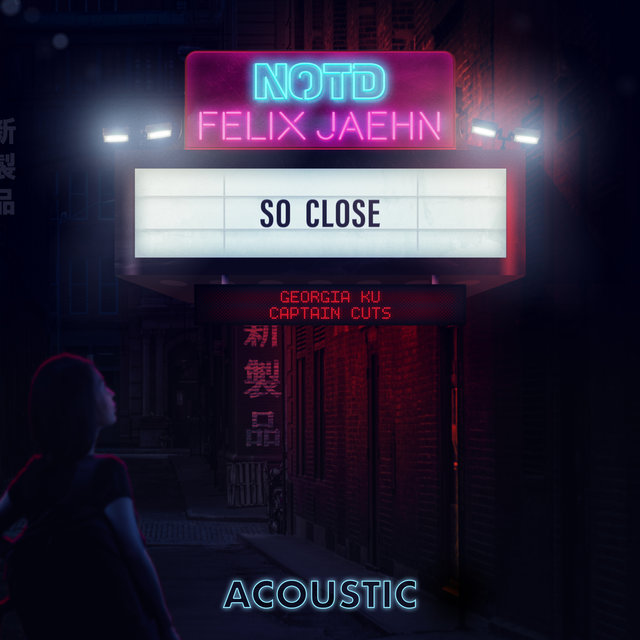 So Close (with Georgia Ku & Captain Cuts) [Acoustic Version]