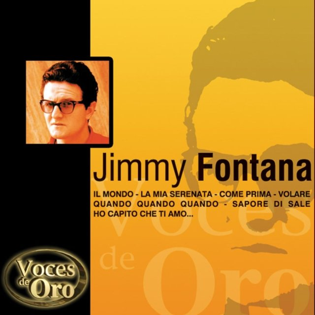 Voces de Oro : Jimmy Fontana