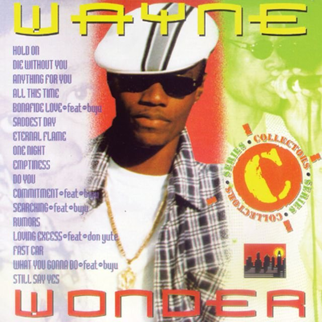Collectors Series-Wayne Wonder