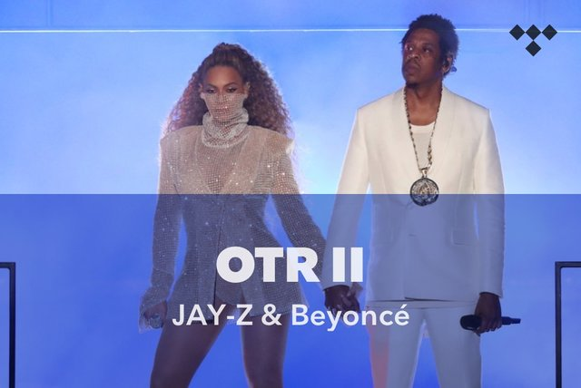 Tidal listen to jay z beyonc otr ii setlist on tidal jay z beyonc otr ii setlist malvernweather Choice Image