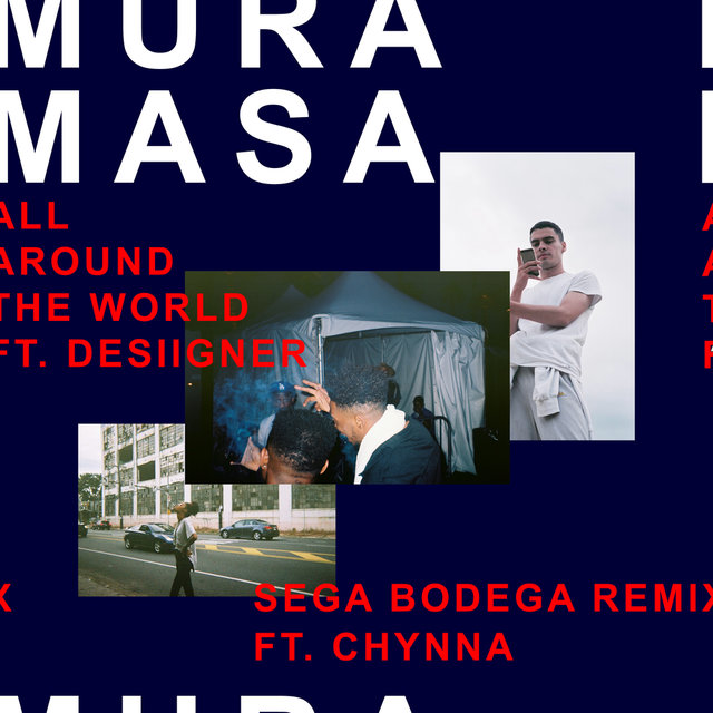 All Around The World (Sega Bodega Remix)