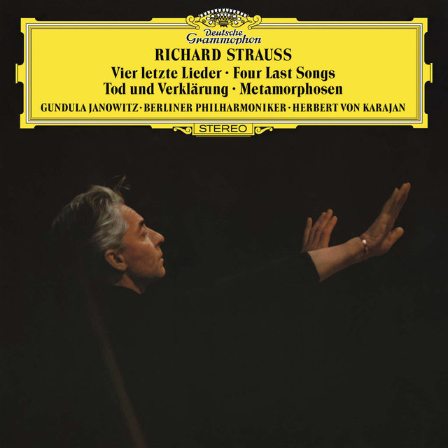 Strauss, R.: Four Last Songs; Orchestral Works