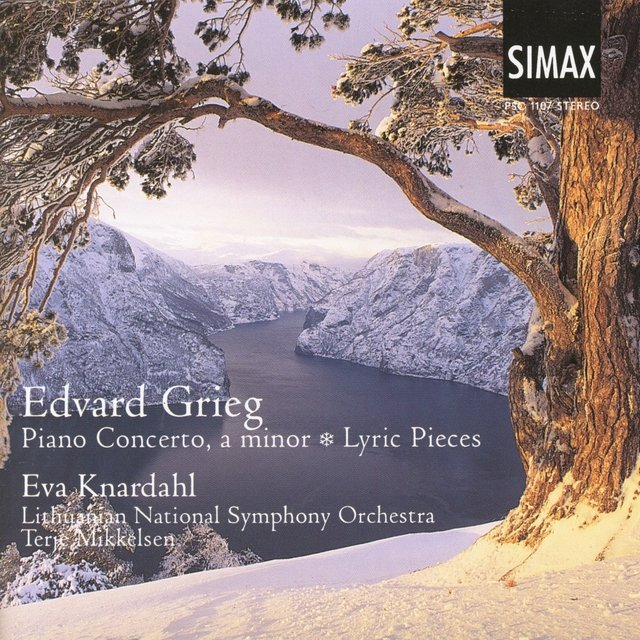 Grieg: Piano Concerto/ Lyric Pieces
