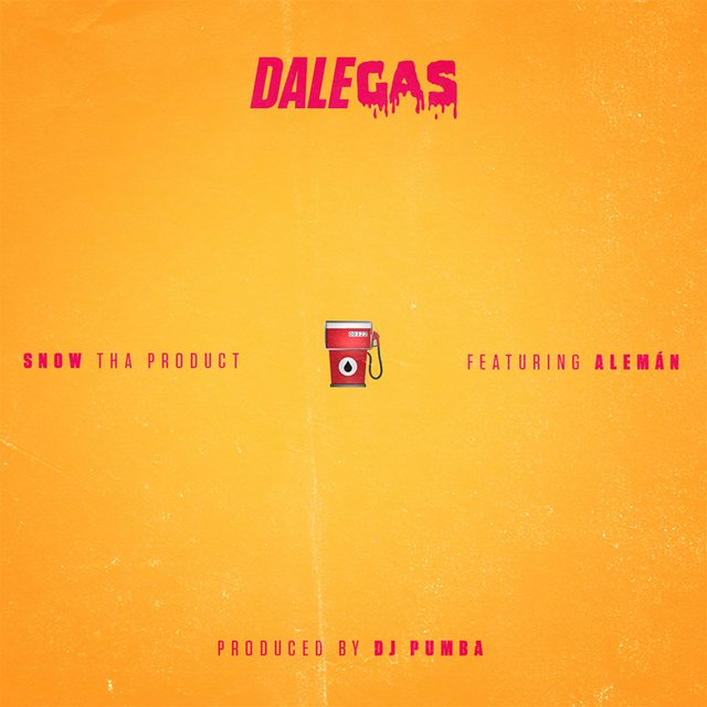 Dale Gas (feat. Alemán)