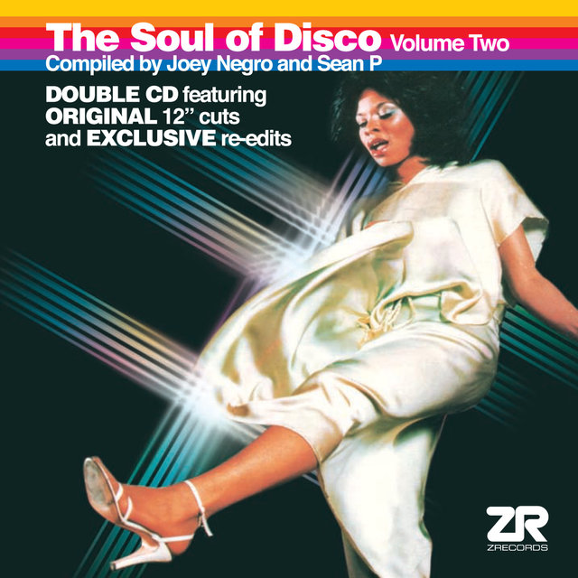 The Soul of Disco Vol.2 compiled by Joey Negro & Sean P