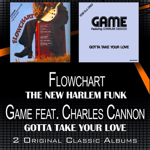 The New Harlem Funk - Gotta Take Your Love
