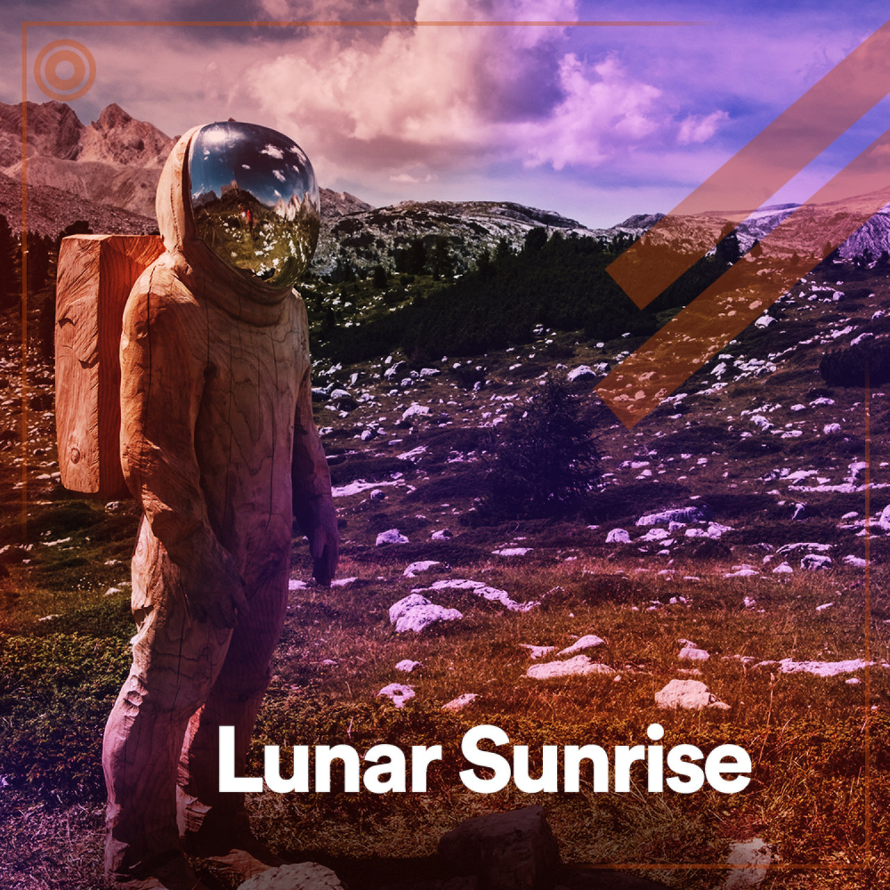 Lunar Sunrise