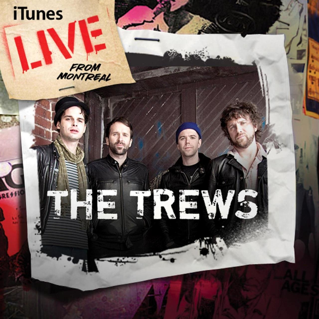 iTunes Live from Montreal