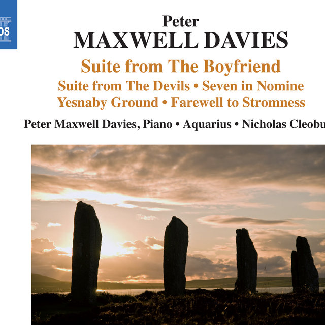 Peter Maxwell Davies: Suite from