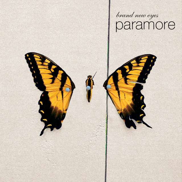 Brand New Eyes - PK Eksklusivt