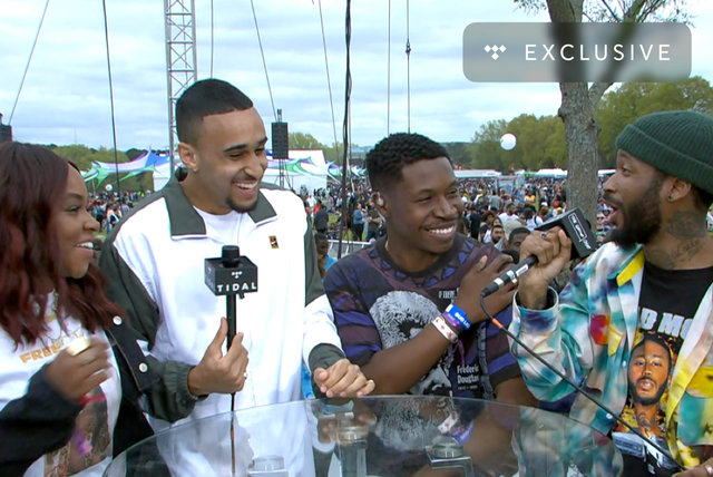 Live at TIDAL X Dreamville Fest