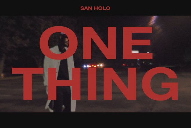 One Thing (Official Lyric Video)