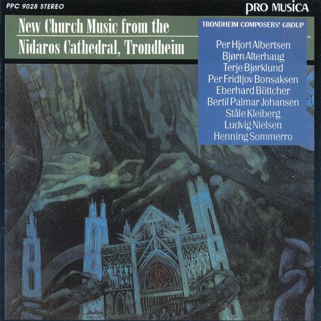 New Church Music from the Nidaros Cathedral, Trondheim