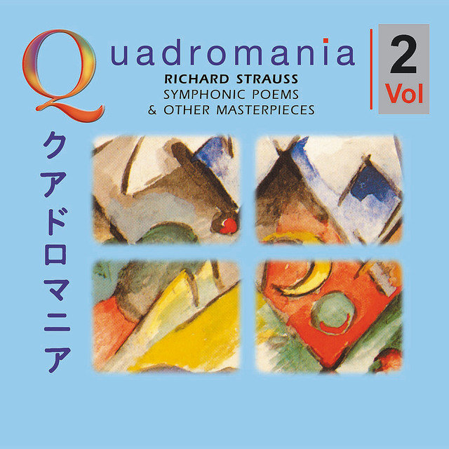 "Richard Strauss: ""Symphonic Poems & other Masterpieces""-Vol.2"