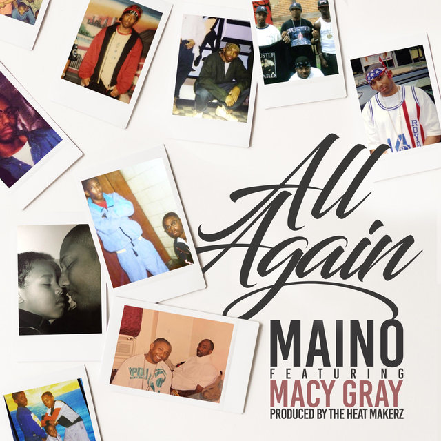 All Again (feat. Macy Gray)