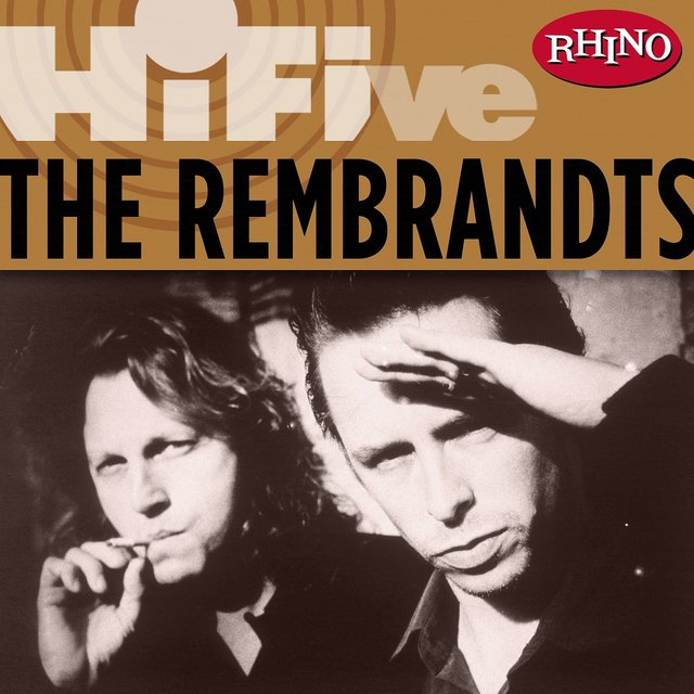 Rhino Hi-Five: The Rembrandts