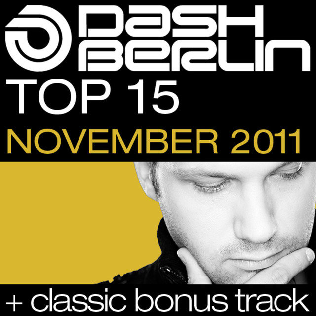 Dash Berlin Top 15 - November 2011
