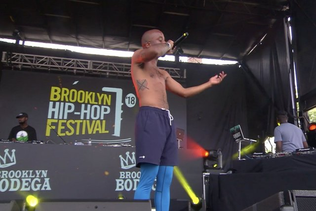 Live at TIDAL X: Brooklyn Hip Hop Festival