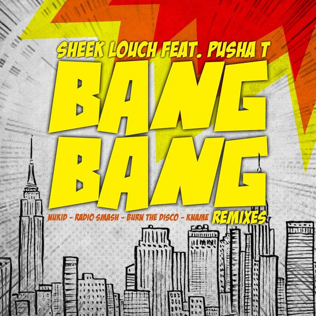 Bang Bang (feat. Pusha T) [Remixes]
