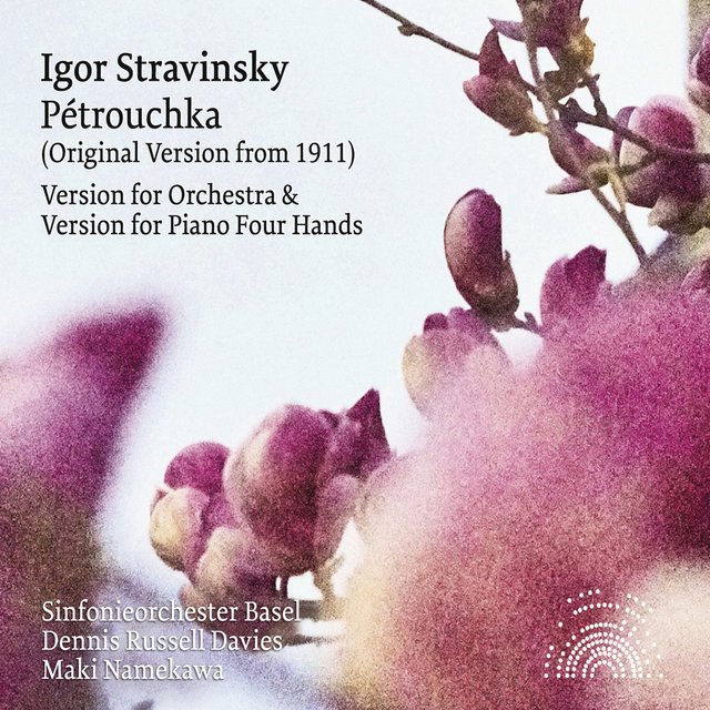 Stravinsky: Pétrouchka (Orchestral and Piano Four Hands Version)
