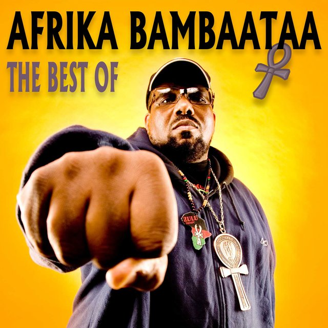 The Best of Afrika Bambaataa