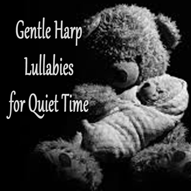 Gentle Harp Lullabies for Quiet Time