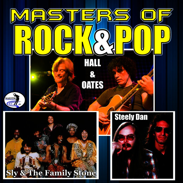 Masters of Rock & Pop