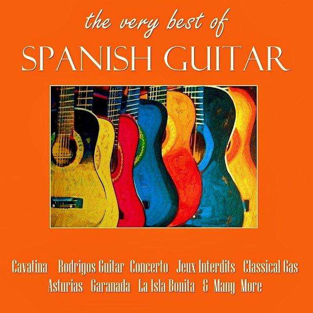 Very Best Of Spanish Guitar