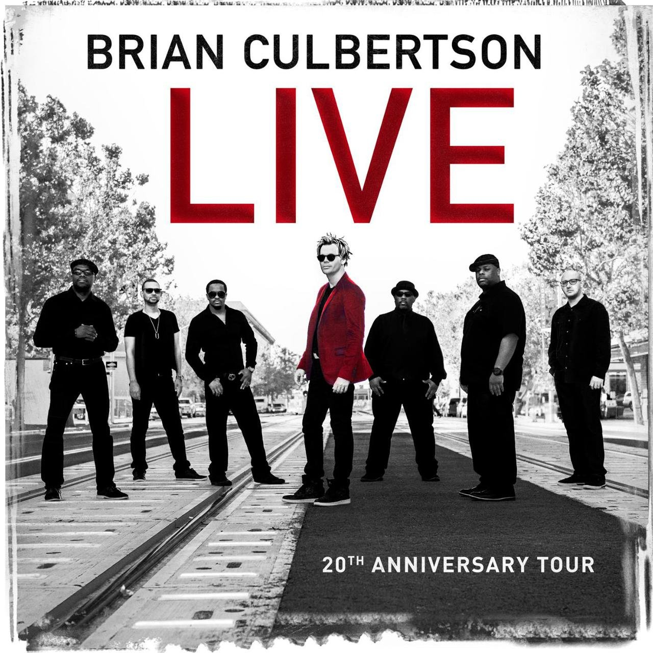 Live - 20th Anniversary Tour