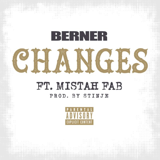 Changes (feat. Mistah F.A.B.) - Single