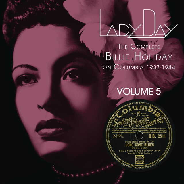 Lady Day: The Complete Billie Holiday On Columbia - Vol. 5