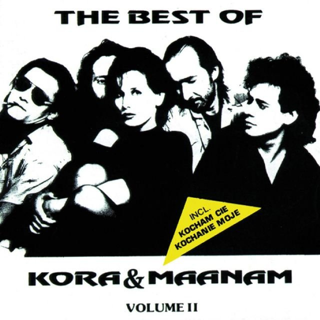 The Best Of Kora & Maanam Volume II