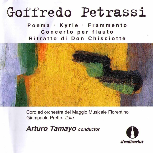 Petrassi: Orchestral Works