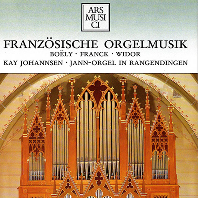 French Organ Works