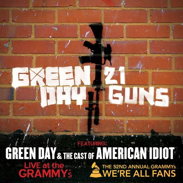 21 Guns (feat. The Cast of American Idiot) [Live at the Grammy's]