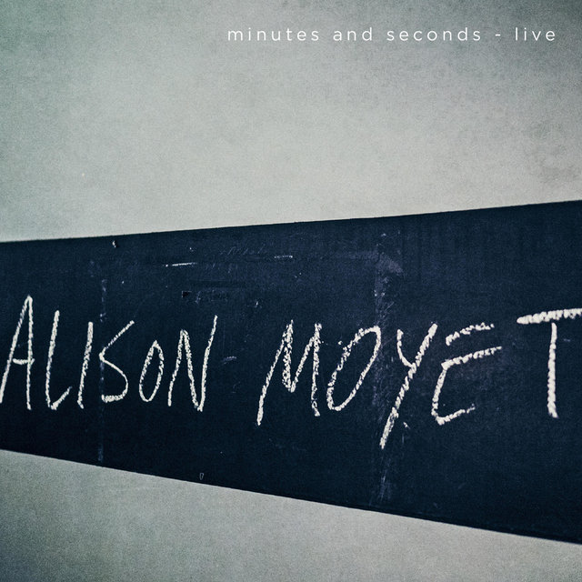 Minutes and Seconds - Live