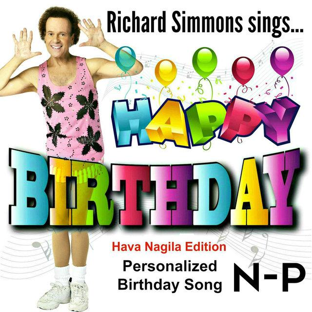 Tidal Listen To Happy Birthday Olivia By Richard Simmons On Tidal