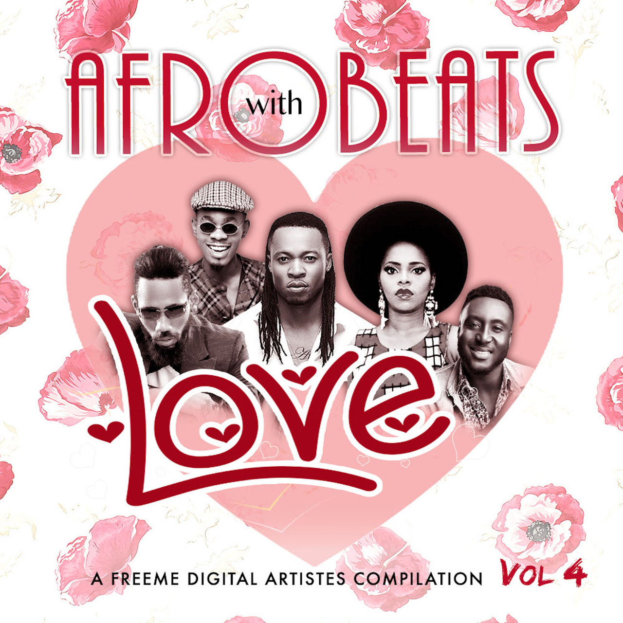 Afrobeats With Love, Vol. 4